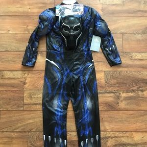 Marvel Avengers Black Panther Costume
